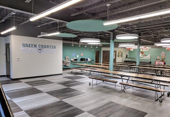 Green Charter HS